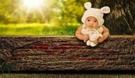 Let your baby bask in summer's glory
