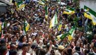Jantar Mantar: 'Gorkhaland' protest reaches national capital