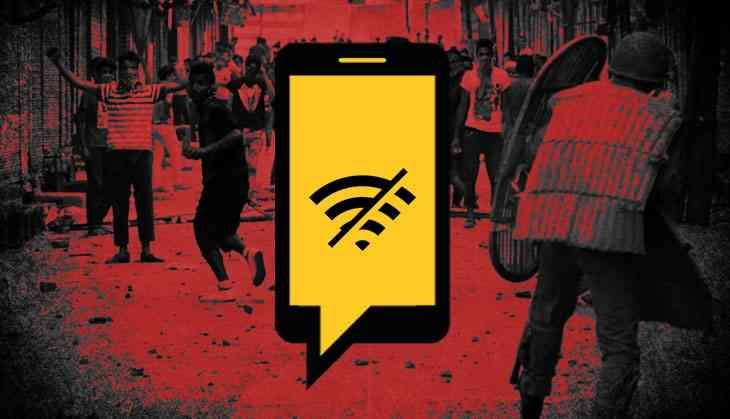 Living in a paradox: internet shutdowns in a Digital India
