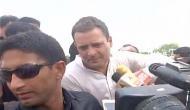 मंदसौर पहुंचने से पहले हिरासत में लिए गए राहुल गांधी