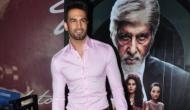 There is no dejection about my film career, says Upen Patel