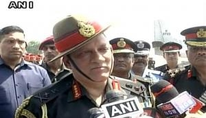 Indian army prepared for a two and a half front war: Army Chief