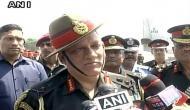 कश्मीर पर सेनाध्यक्ष बोले- मानवाधिकार में यक़ीन, लेकिन कार्रवाई हालात के मुताबिक़