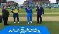 'Underdogs' Sri Lanka upset India in Champions Trophy