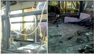 Mandsaur toll plaza vandalised during farmers' protest