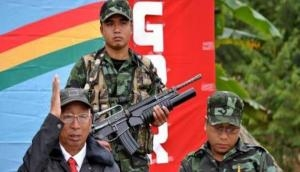 Banned outfit NSCN-K's supremo SS Khaplang passes away