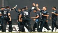 न्यूजीलैंड के इस गेंदबाज ने की हैट्रिक, 47 रनों से हारापाकिस्तान