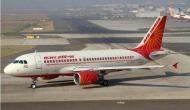 Jammu-bound AI flight suffers tyre burst