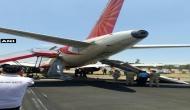 लैंडिंग के बाद एयर इंडिया की फ्लाइट का टायर फटा, बाल-बाल बचे 140 लोग