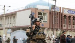 Three civilians killed in Afghan mosque shooting