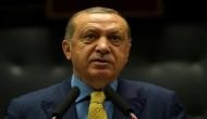 Erdogan slams opposition as 'justice march' nears Istanbul