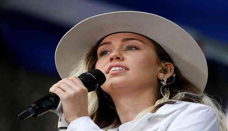 Miley Cyrus Gets Uplifting With Country-Tinged New Song 'Inspired'