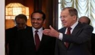 Russia, Qatar to discuss Middle East crisis
