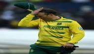 चैंपियंस ट्रॉफी: भारत-साउथ अफ्रीका मुक़ाबले में डीविलियर्स के खेलने पर सस्पेंस