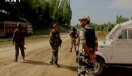 J-K: 1 civilian injured in cross-fire between terrorists, ITBP in Qazigund