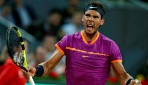 French Open 2017: Rafael Nadal sets up final against Stan Wawrinka