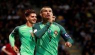 Cristiano Ronaldo becomes a father of twins
