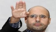 Gaddafi's son released after five years in captivity