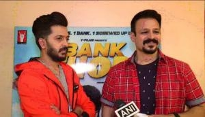 'Bank Chor' was 'different dynamic' for Vivek Oberoi