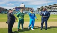 India opt to field, Ashwin replaces Umesh against Proteas