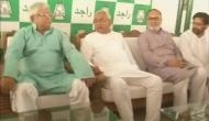 Nitish meets, greets Lalu on his 70th birthday