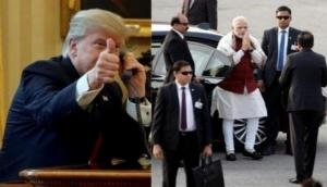 'Looking forward to welcoming true friend,' says Donald Trump as PM Modi arrives in US