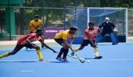 7th Senior National Hockey C'ship: Himachal thrash Tripura 24-0