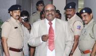 फ़रार चल रहे पूर्व जस्टिस कर्णन कोयंबटूर से गिरफ़्तार