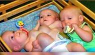 एक-दूसरे से जुड़े तीन बच्चों ने लिया जन्म, पेरेंट्स ने छोड़ा, डॉक्टर्स ने दी ज़िंदगी