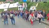 WB: GJM calls for an all party meet in Darjeeling
