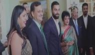 Indian High Commission in London hosts reception for Team India