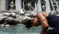 Pay dearly if caught frolicking at Rome's magical 'Trevi fontana'