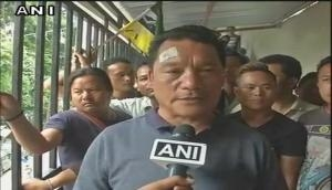 Police are working like TMC cadre, fight won't stop: GJM chief Gurung