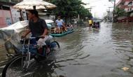 Heavy rain triggers fresh flood in Imphal