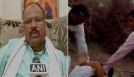 Maharashtra: Congress MLA thrashes farmers over land dispute, says action was necessary