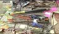 गोरखालैंड पर गदर: GJM चीफ बिमल गुरुंग के दफ्तर पर पुलिस का छापा