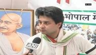 Scindia says stigma of killing farmers is on Chouhan