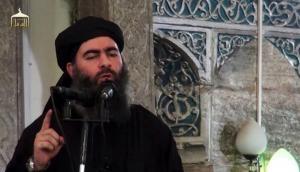 ISIS प्रमुख बगदादी का पांच साल में पहली बार सामने आया वीडियो