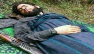 कश्मीर: बुरहान-सबज़ार के बाद अब लश्कर का टॉप कमांडर जुनैद ढेर