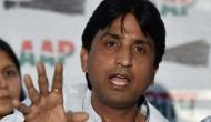 Kumar Vishwas hits out at AAP's 'palace politics', posters call him 'traitor'