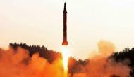 उत्तर कोरिया ने दागी बैलिस्टिक मिसाइल, ट्रंप ने दिया जवाब