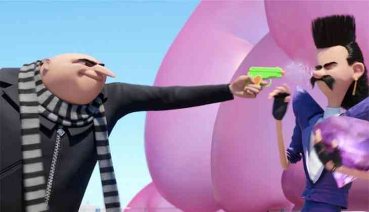 Despicable Me 3 movie review: Light on minions, still high on fun