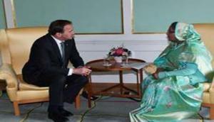 Bangladesh, Sweden pledge to combat terrorism jointly
