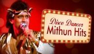 Birthday Special: 'डिस्को डांसर' मिथुन दा के 5 सुपरहिट गाने