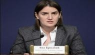 Serbia welcomes its first female, gay Prime Minister