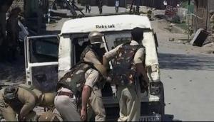 J-K: Youth killed in firing at stone pelting mob