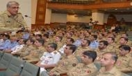 Terrorism can't be defeated by finger-pointing: Pak Army Chief