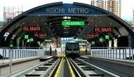 कोच्चि में दौड़ी मेट्रो, मोदी और Metro Man ने एक साथ किया सफ़र