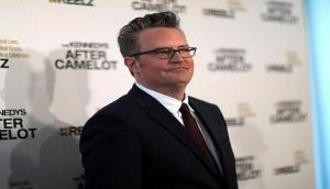 Matthew Perry gives secret tribute to 'F.R.I.E.N.D.S.' in new play