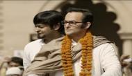 'इंदु सरकार' के विरोध में कांग्रेसियों ने मधुर भंडारकर का पुतला फूंका